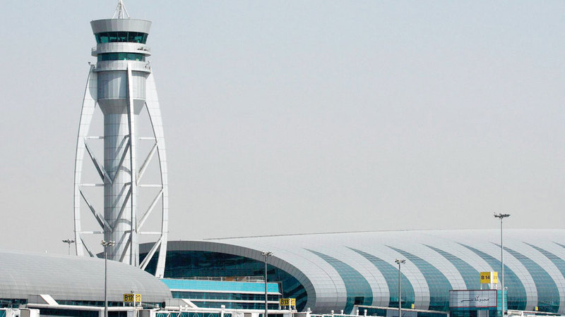 قسم أمن الطيران في الهيئة يتولى التدقيق والتفتيش على تشريعات ومعايير أمن الطيران المدني. أرشيفية