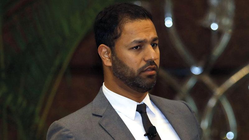 سالم عمر سالم: «استخراج التراخيص اللازمة للعمل في (الشارقة للنشر) لا يحتاج سوى 24 ساعة».