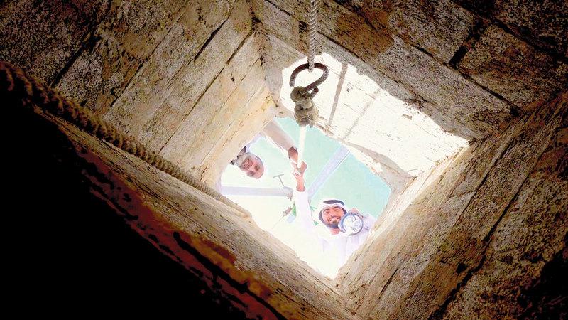 الفيلم يحكي في 55 دقيقة تاريخ «شريعة الذيد» أحد أهم الأفلاج في المنطقة.  من المصدر