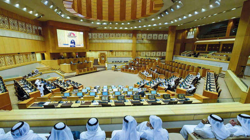 «الوطني» يناقش مقترحات اللجنة خلال الدورة الحالية ويصدر التوصيات اللازمة بشأنها. أرشيفية