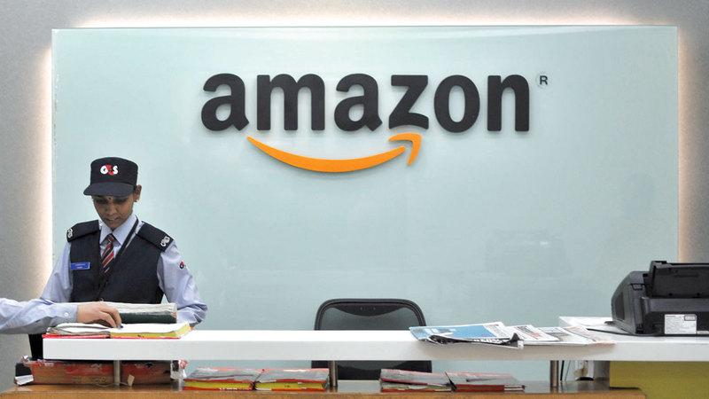 شركات التجارة الإلكترونية الكبرى، مثل أمازون سارعت، بدخول أسواق الهند. أرشيفية