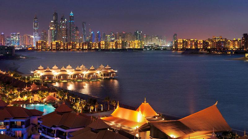 السياحة تعدّ من القطاعات المساهمة بقوة في الناتج المحلي الإجمالي لدبي. أرشيفية