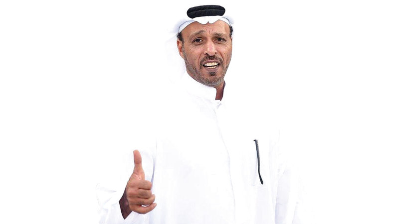 عبدالقادر حسن:  «لاعبو المنتخب لم يخذلوا جمهورهم الكبير  الذي حضر لدعمهم».