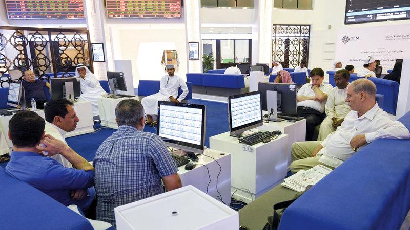 «الهيئة» أكدت أن وجود شركات خدمات مالية متطورة يزيد الثقة بالوسطاء ويجذب السيولة المطلوبة. تصوير: أشوك فيرما