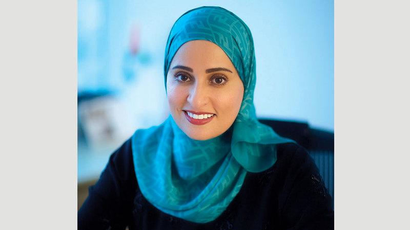عهود الرومي: «الحكومة تتبنّى تطوير بيئة حاضنة ومرحّبة، على  النمط الإماراتي المستمد من ثقافة الفرجان».