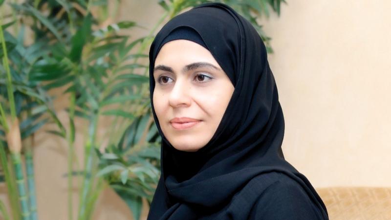 عواطف الهرمودي: «الإمارات تتوافر فيها منصات تدعم مكانتها كأول خيار للاستثمارات العالمية».