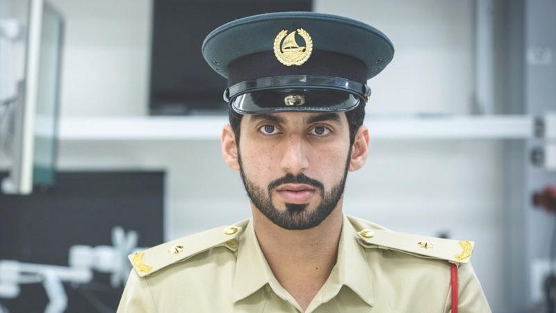 المهندس الملازم ثاني محمد عبدالرحيم. من المصدر