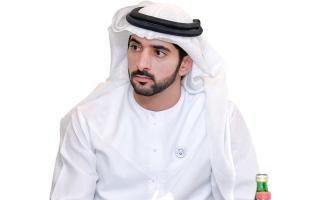 الصورة: حمدان بن محمد يطلق «مجالس دبي للمستقبل»