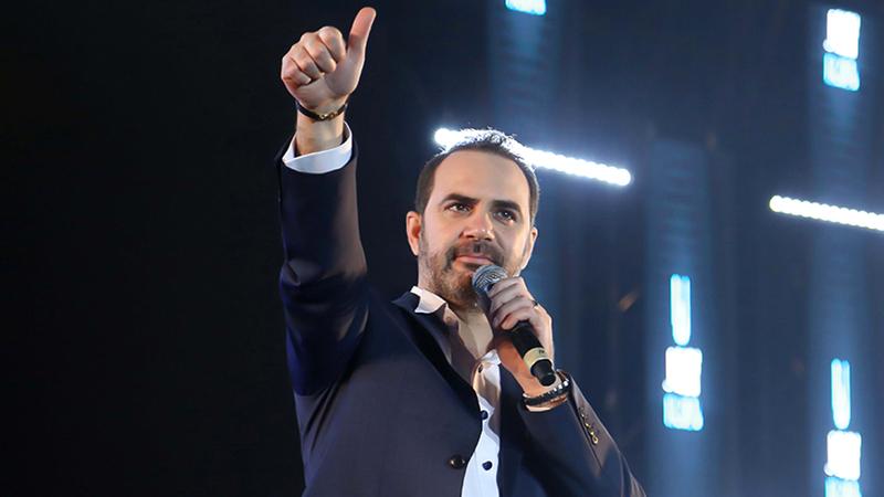 وائل جسار:  «أعددتُ مع فريقي مجموعة مختارة من  الأغاني لتكون سهرة لقاء لا يُنسى».
