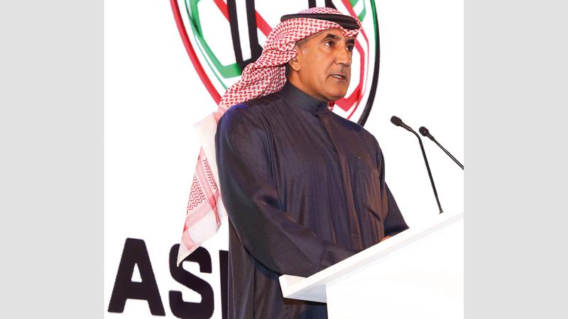 محمد الرميثي:  «الجهات المسؤولة في الدولة سخرت الإمكانات  كافة لدعمي في الانتخابات».