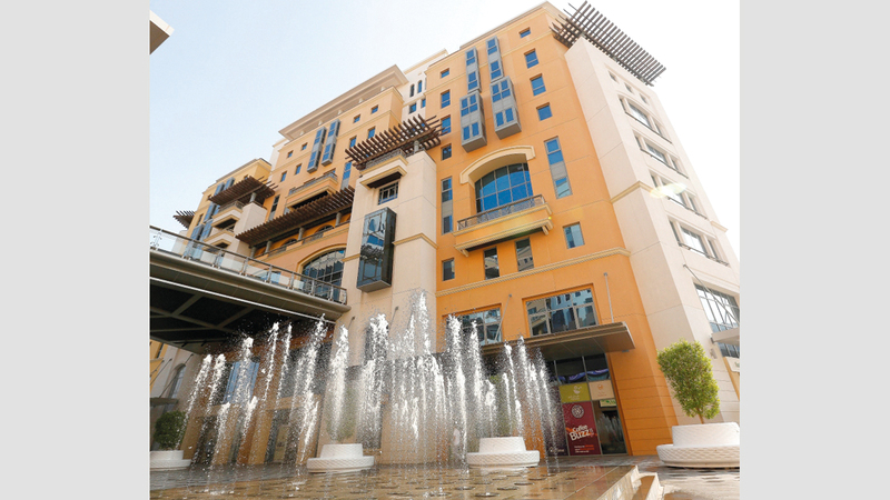 اقتصادية دبي أكدت أنها تعمل بشكل مباشر على تعزيز وتسهيل مزاولة الأعمال في الإمارة. أرشيفية