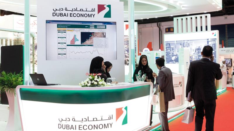 اقتصادية دبي أكدت دور قطاع الرقابة التجارية وحماية المستهلك في حفظ حقوق المستهلكين والتجار. أرشيفية