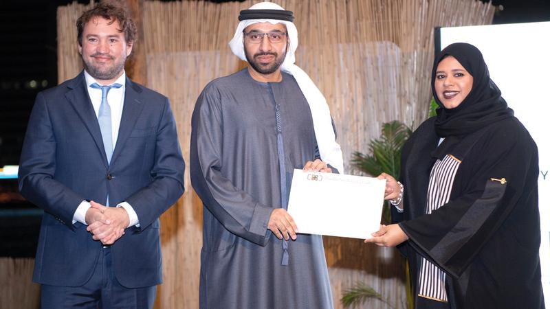 علا اللوز : الفائزة بمسابقة التصوير عن فئة «روح دبي»