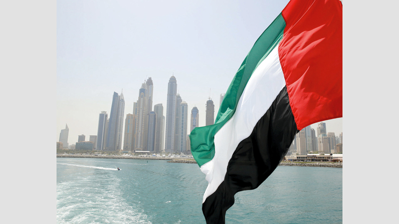 تم تصنيف الدولة ضمن أفضل 20 دولة عالمياً في المؤشر.. متصدرة منطقة دول الخليج والشرق الأوسط وشمال إفريقيا للسنة الرابعة على التوالي. من المصدر