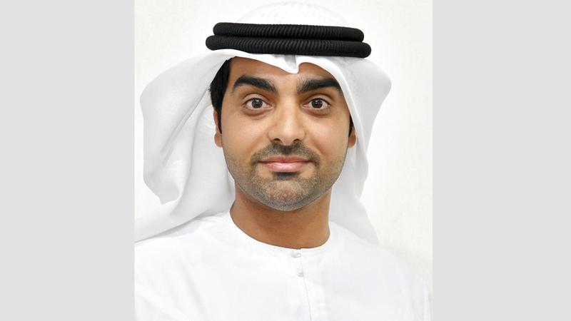 سعيد المنصوري:  «نتائج الرسالة  أظهرت أن محمد بن  راشد زعيم مبتكر  ومؤثر وأصيل».