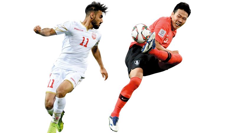 المنتخبات الآسيوية الكبيرة حافظت على حظوظها وبلغت دور الـ8. تصوير: باتريك كاستيلو