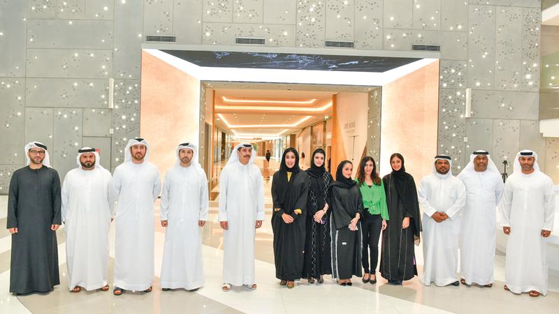 «براند دبي»، ومركز دبي المالي العالمي يطلقان حزمة من المبادرات لدعم الشركات الناشئة والمواهب الشابة.  من المصدر