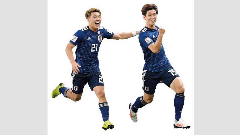 أوساكا سجل أرقاماً ملفتة للمنتخب الياباني في كأس آسيا. إي.بي.إيه