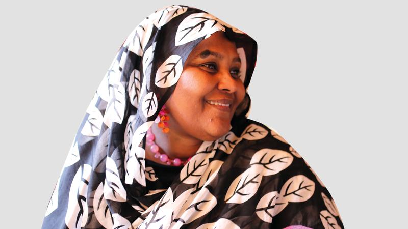 الأمن السوداني أفرج عن مريم المهدي بعد اعتقالها لساعات. أرشيفية