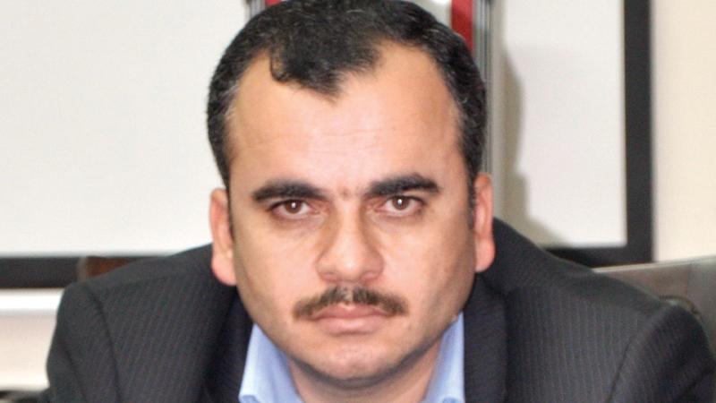 رئيس قسم الإعلام في جامعة الأمة الغزية عدنان أبوعامر. الإمارات اليوم