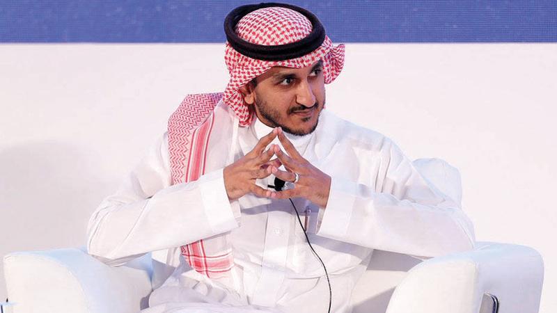 إبراهيم القاسم : الأمين العام للاتحاد السعودي لكرة القدم