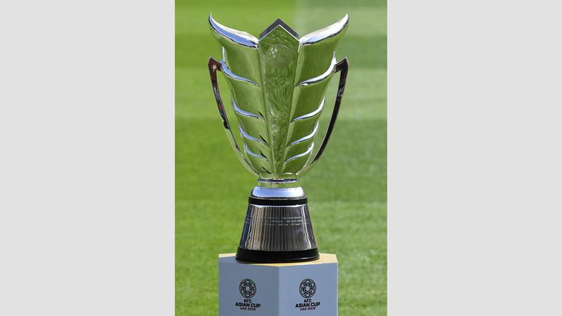 كأس آسيا «الإمارات 2019» وصلت إلى محطتها الأخيرة. أ.ف.ب