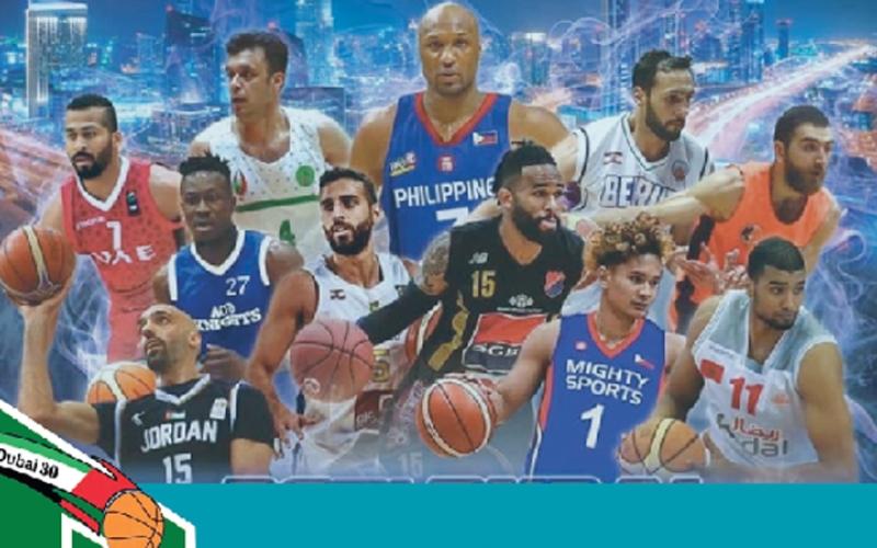 الصورة: ( بالغرافيك ) ...«التسامح» تعيد السلة السورية والأردنية إلى بطولة دبي
