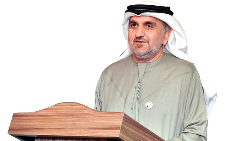 عارف العواني:  مدير بطولة كأس أمم آسيا «الإمارات 2019»، الأمين العام لمجلس أبوظبي الرياضي.