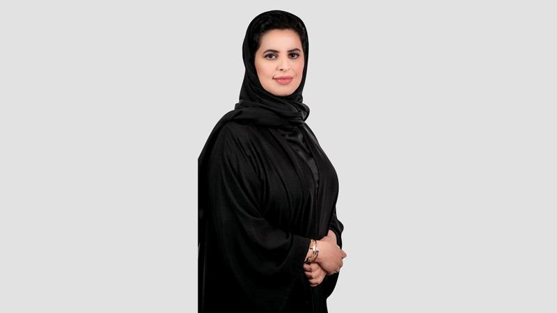 مريم عبيد المهيري: «قيادة مجموعة من النساء  مهمة صعبة للغاية، من ناحية توزيع الفرص  وإتاحتها  بتكافؤ».