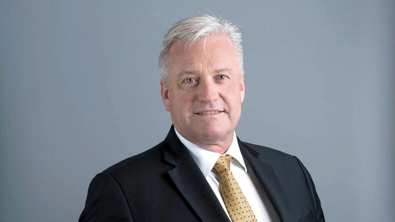 هاميش تيرويت: «المشروع إضافة مميزة لمحفظة مشروعاتنا ويعرض مدى قوة إمكاناتنا في البنية التحتية».