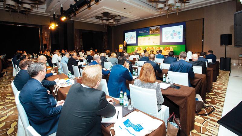 القمة انطلقت بمشاركة أكثر من 250 من مطوري ومستثمري الفنادق في الخليج والمحيط الهندي. من المصدر