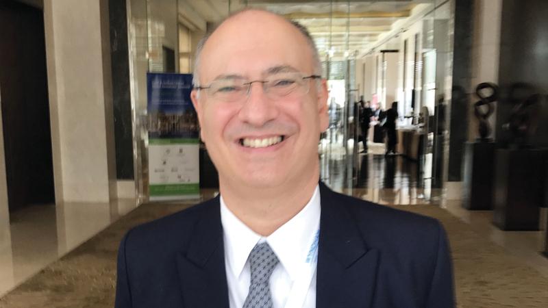 سايمون أليسون:  «الاستثمار الفندقي  في دولة الإمارات  مجز، لاسيما على  المدى الطويل».