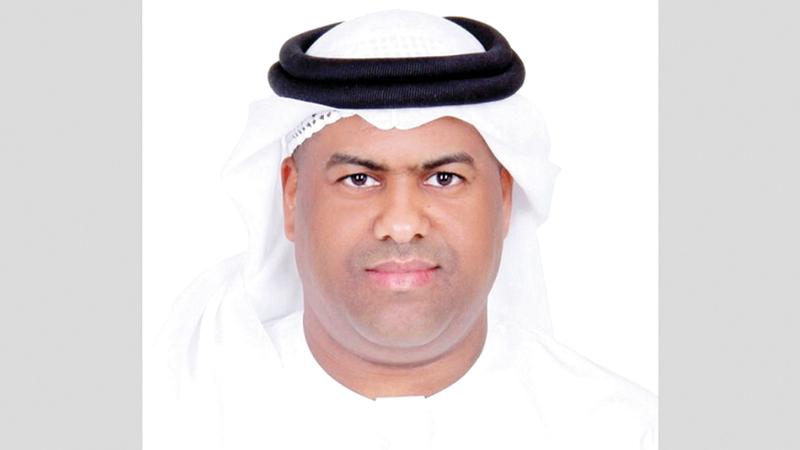 حسن طالب : عضو مجلس إدارة شركة الوصل لكرة القدم