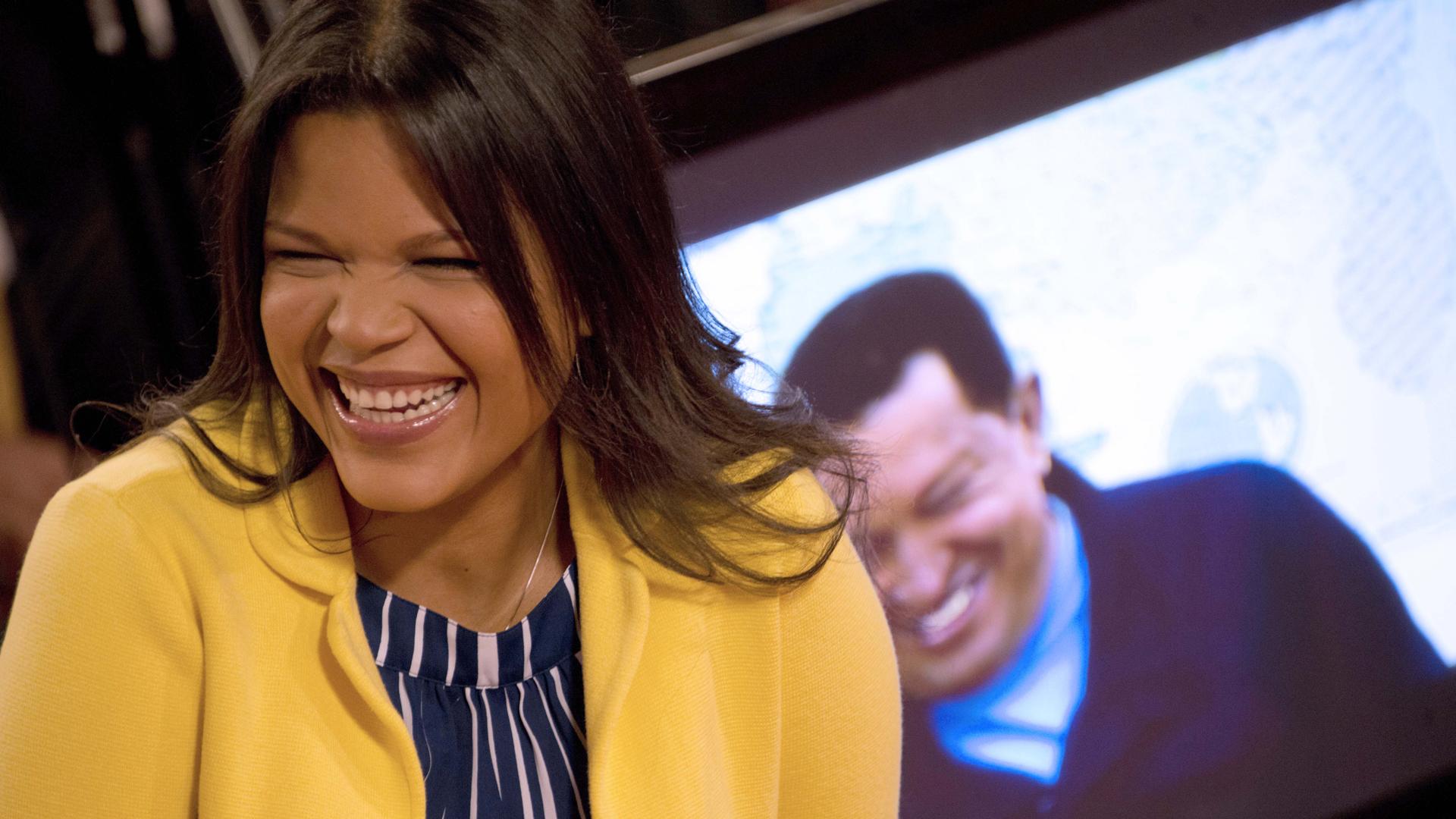 مماريا غابريلا : اكثر نساء فنزويلا ثراء