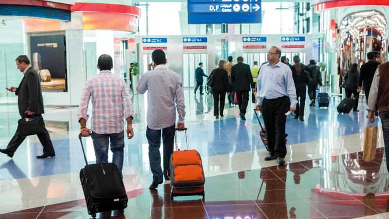الوجهات التي تشملها عروض السفر تلقى رواجاً بين المواطنين والمقيمين معاً. أرشيفية