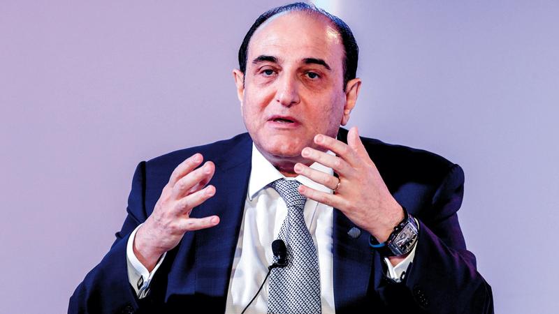 عثمان سلطان: «للشركة دور مهم في دعم رؤية الإمارات في التحول نحو اقتصاد قائم على المعرفة».