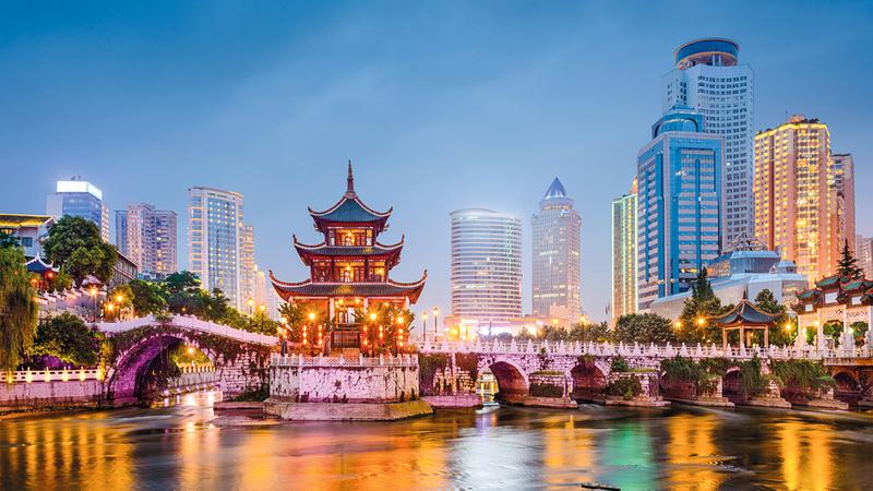 الإمارات تتصدر دول المنطقة في حجم التعاون مع الصين. أرشيفية