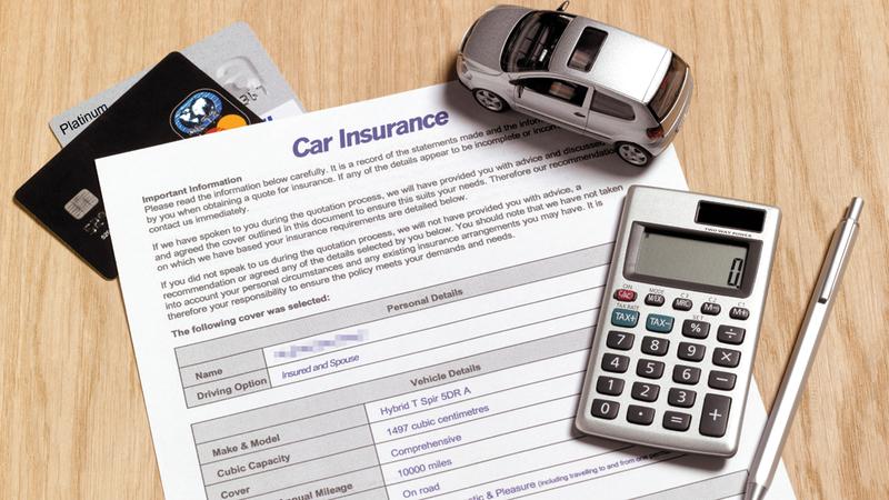 بعض وثائق التأمين تُباع ضمن الحدود الدنيا الواردة في نظام توحيد وثائق التأمين. أرشيفية