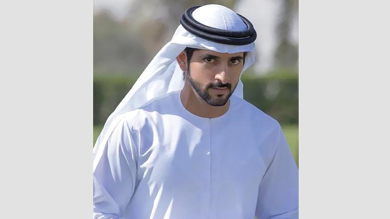 حمدان بن محمد يستعرض في جلسة رئيسة 7 متغيرات ستُشكل مدن المستقبل.