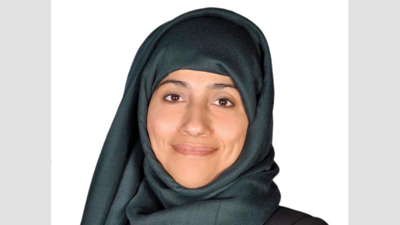 هدى الخزيمي:  «المعرفة هي القوة  التي ستدعم استمرار  ريادة الدولة  وتطورها».