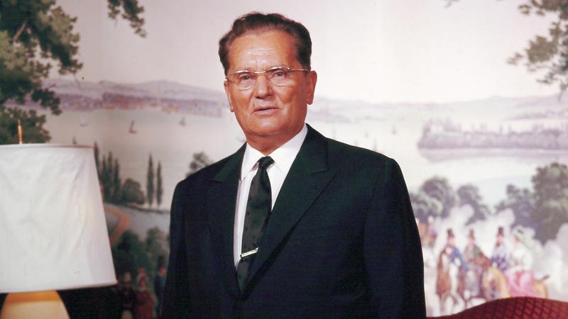 بعد وفاة رئيس يوغسلافيا تراخت قبضة حكم حزب رابطة الشيوعيين على مناطق واسعة من يوغسلافيا. غيتي