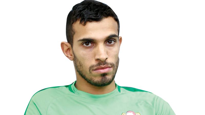 وليد عباس : لاعب شباب الأهلي