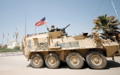 الصورة: الجيش الأميركي يستهدف الانسحاب من سورية بحلول أبريل