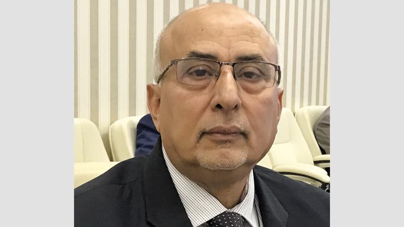 رئيس اللجنة العليا للإغاثة عبدالرقيب فتح.  أرشيفية
