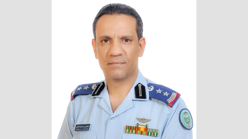 تركي المالكي: «قيادة القوات  المشتركة اتخذت كل  الإجراءات الوقائية  والتدابير اللازمة  لحماية المدنيين  وتجنيبهم الأضرار الجانبية».