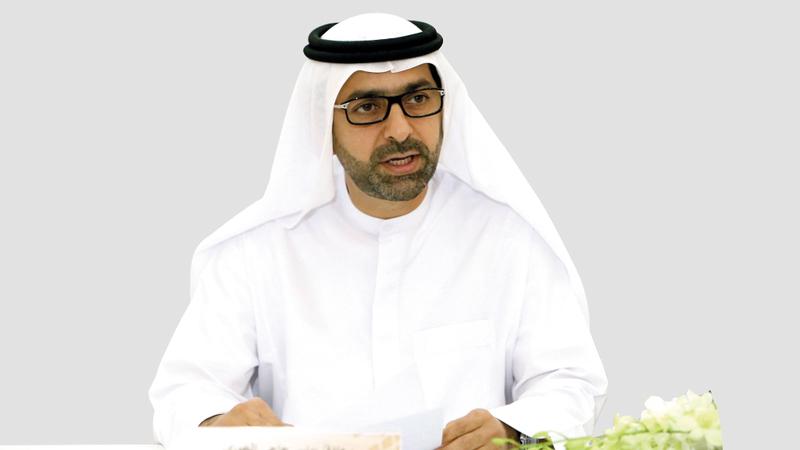يونس حاجي الخوري: الإمارات ستكون أول دولة في المنطقة توفر البيانات الخاصة بسجل تقييم المخاطر المالية.
