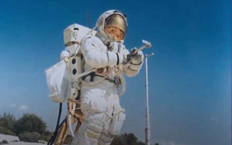 الصورة: بالفيديو.. إمارتيان إلى محطة الفضاء الدولية قريباً