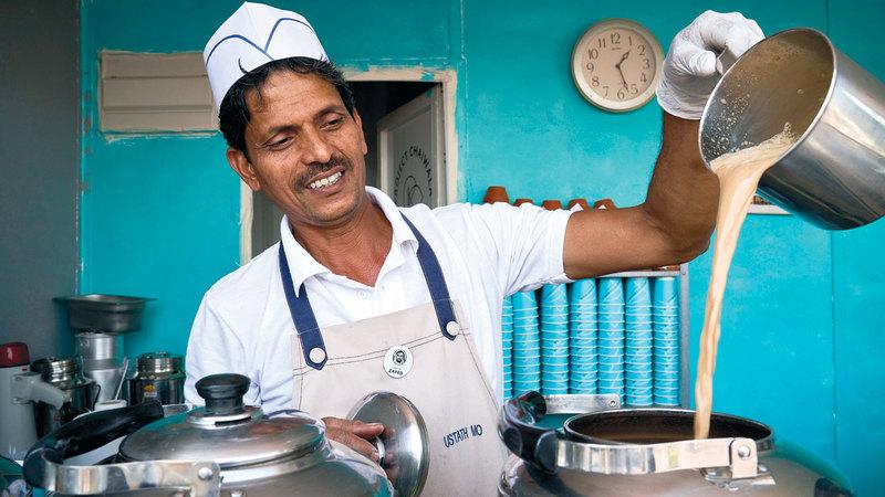 المذاقات تعكس تنوع مشهد الطعام وفنون الطهي في دبي. من المصدر
