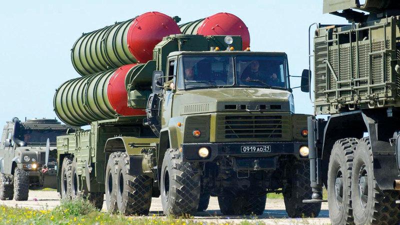 القرار الروسي بنقل منظومة إس-300 هو محاولة إبطاء وتيرة الحملة العسكرية الإسرائيلية في سورية. أرشيفية