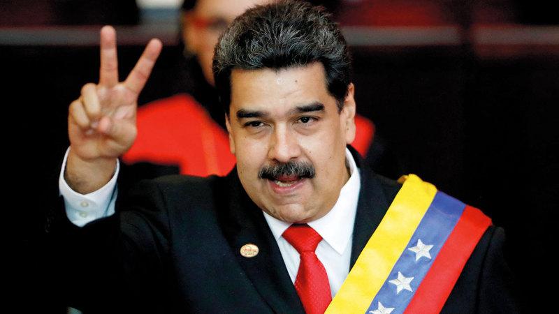 مادورو نجا من محاولات اغتيال أميركية عدة. رويترز